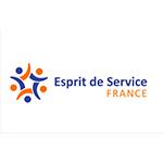 logo d'Esprit de Service - France