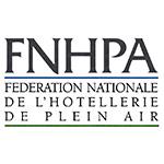 logo de FNHPA : la Fédération Nationale de l'Hotellerie de Plein Air