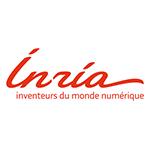 logo de Inria : Inventeurs du monde numérique