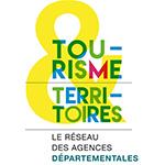 logo de Tourisme et Territoires - ADT